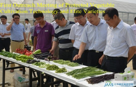 <p>First Outreach Meeting of Protected<br />